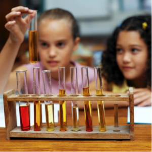 kids experiments