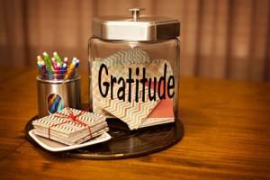 kids gratitude jar